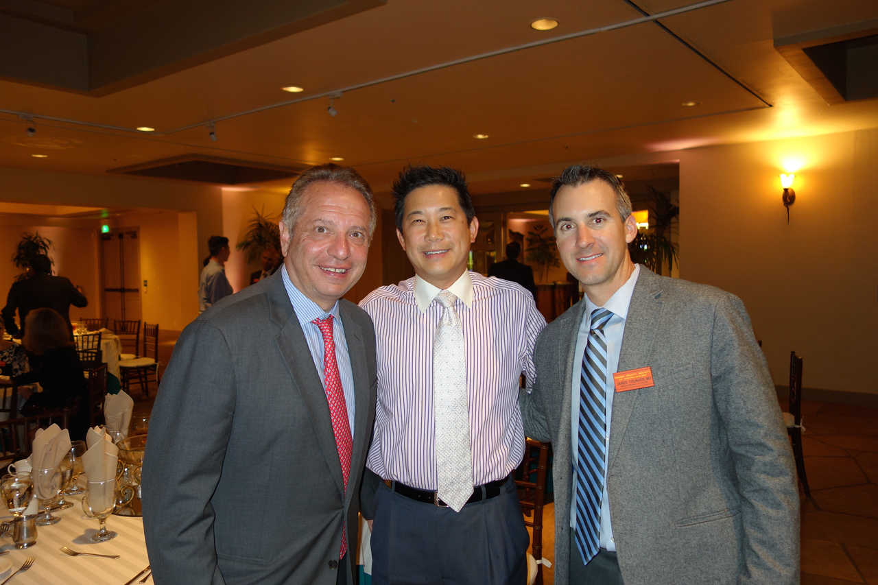 Carmen Puliafito, Sanford Chen, Jared Younger (Program Chair)