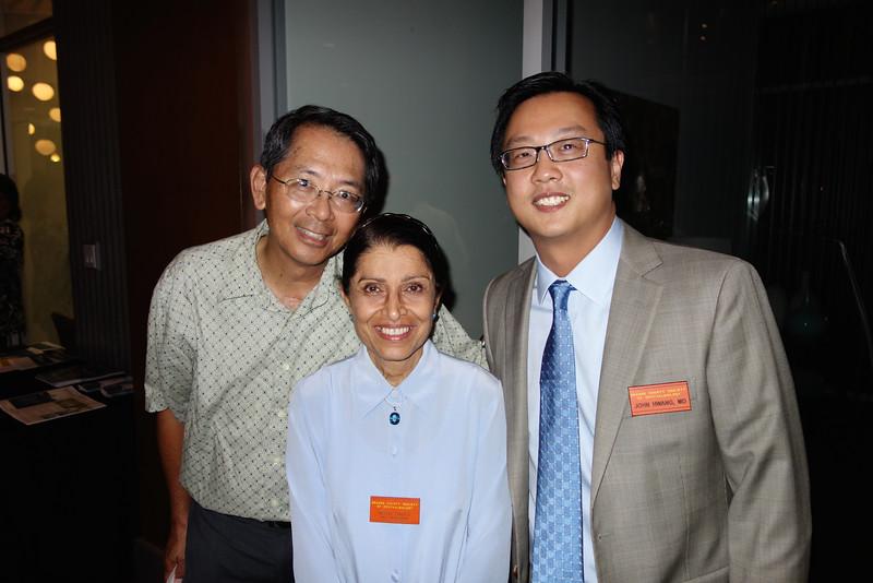 Nelson Noguchi, Aisha Simjee and John Hwang<br /> DSC03166 - 2015-09-11 at 18-34-45