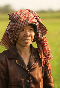rice farmer, Thailand