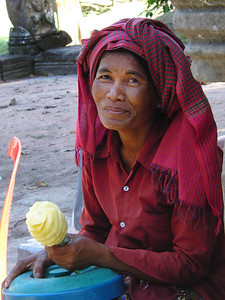 street vendor, Cambodia we came back from our South East Asia trip with 13,800 photos.