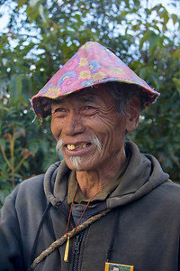retired Army gentleman, Bhhutan