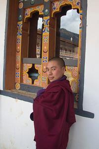 nun, Bhutan