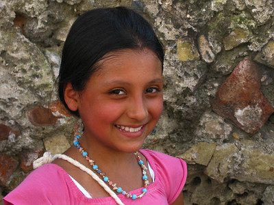 Cartagena girl