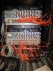 UDU Van 1, lower fiber switches and servers. 2012-02-10