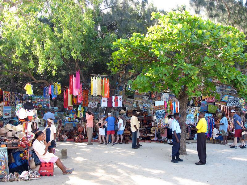 Haitian Flea Market 1
