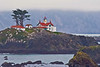 Battery Point Lighthouse - Crescent City