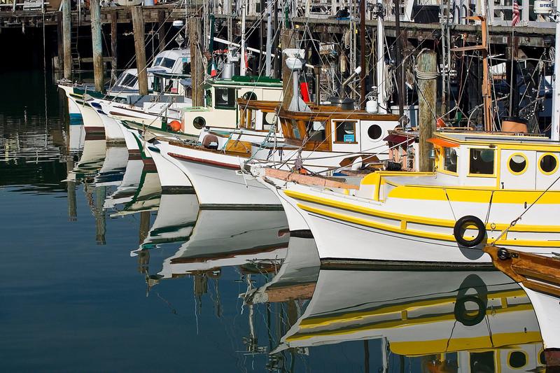 Reflect boats
