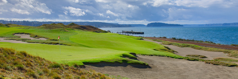 Chambers Bay Golf Course - 07