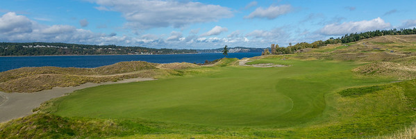 Chambers Bay Golf Course - 05