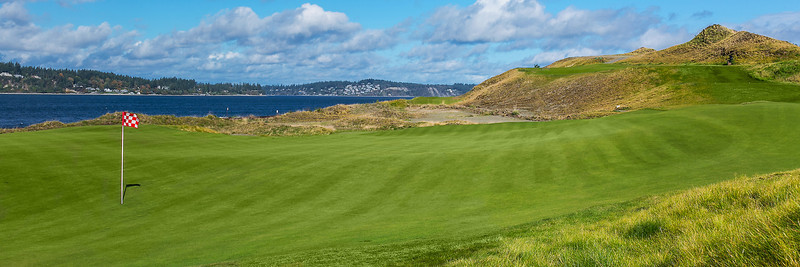 Chambers Bay Golf Course - 04