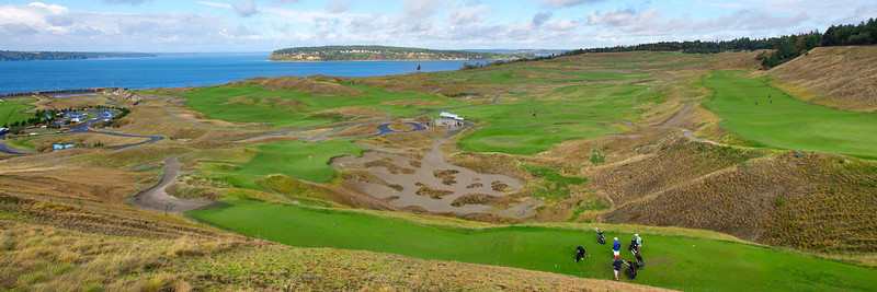 Chambers Bay Golf Course - 02