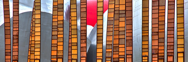EMP Metal Glass Blades Pano 12x36