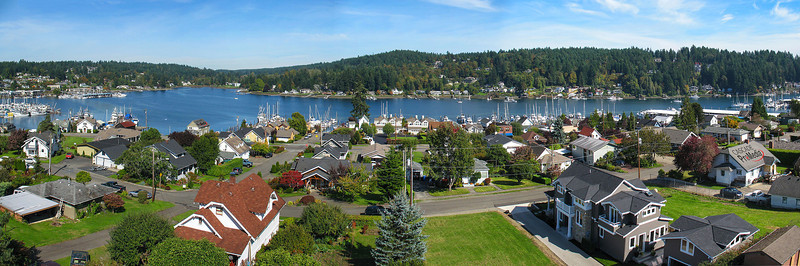 GIG Harbor Pano