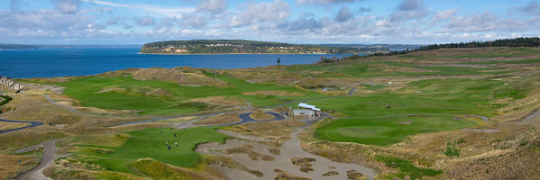 Chambers Bay Golf Course - 01