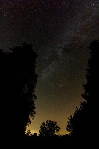 Milky Way at Corduroy