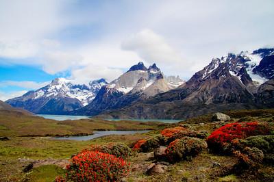 Torre del Paine, Patagonia