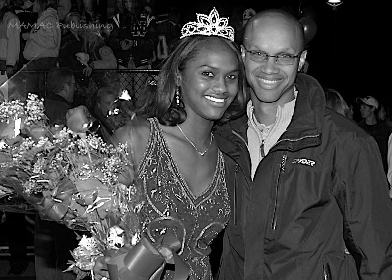 Jording is Adams 2007 Homecoming Queen