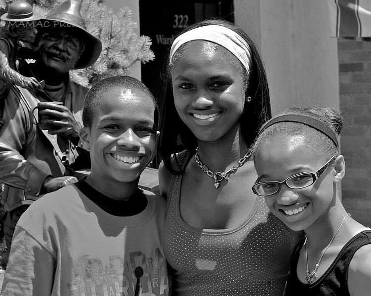 The Kids 2008 in KC 10x8
