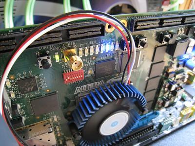 Altera PCIe S2 card