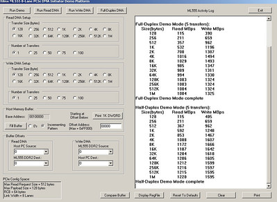 XIlinx XAPP859 application unmodified on 790FX (MSI K9A2) Motherboard (2008-07-14)