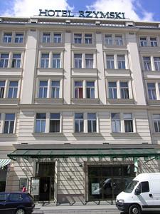 My home in Poznan, Poland - Hotel Rzymski