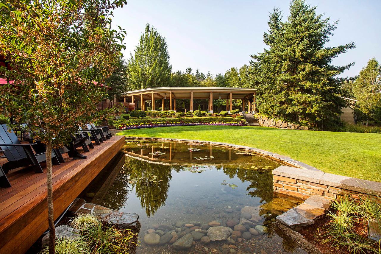 Cedarbrook Lodge in SeaTac, WA