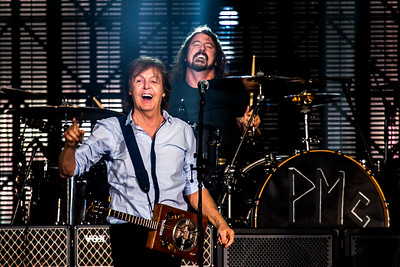 Paul McCartney and Nirvana @ Safeco Field, Seattle, WA