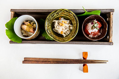 Naka Seattle - May 2016 Menu