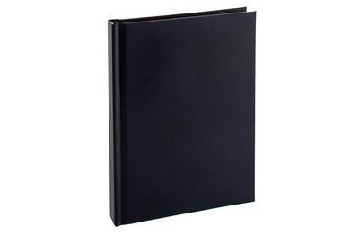 Portrait Album Black