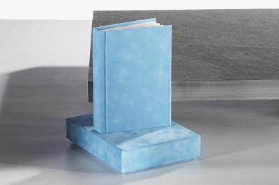 Baby Blue Album Book