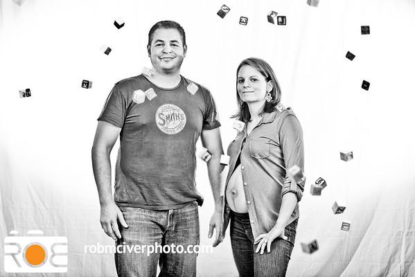 2012-01-28 Jennilyn and Kurt Maternity