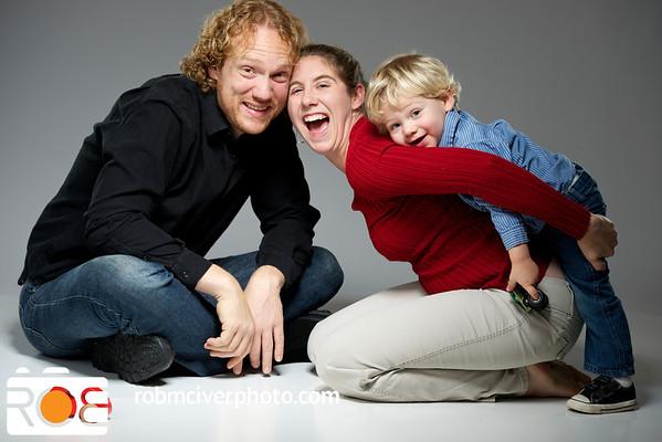 2012-12-08 Everhart Family Xmas