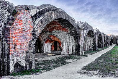 Ft Pickens --- Harry