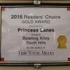 Princess Lanes in Caste Village