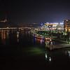 Pittsburgh River Night Life