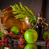 Still Life - Apples & Berries