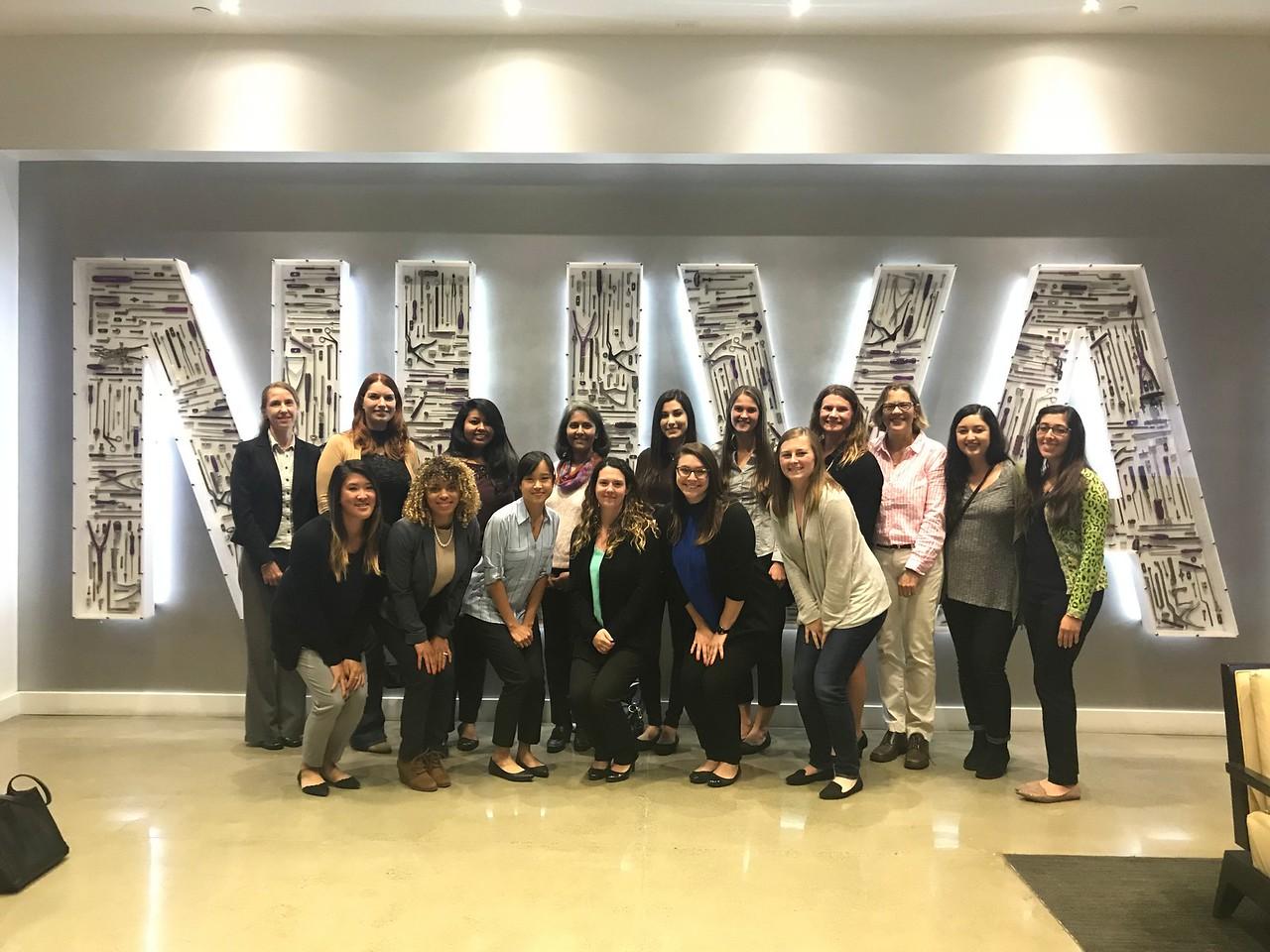 Resume LinkedIn Workshop at NuVasive - April 20, 2018