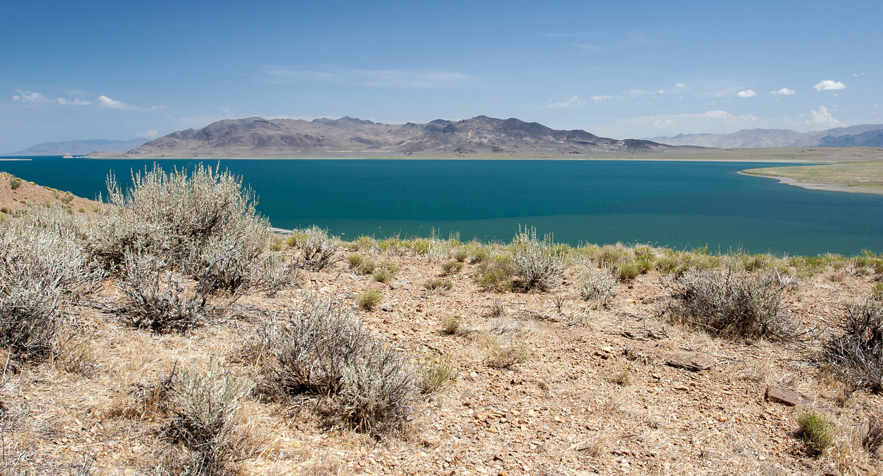 Pyramid Lake South Shore