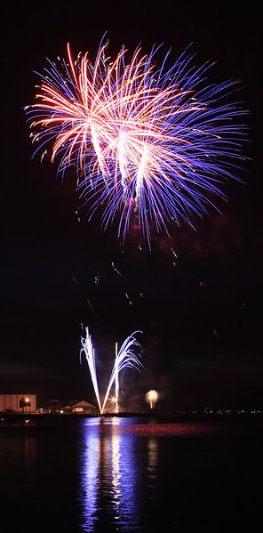 Sanford Herald, July 4th Fireworks, 2014