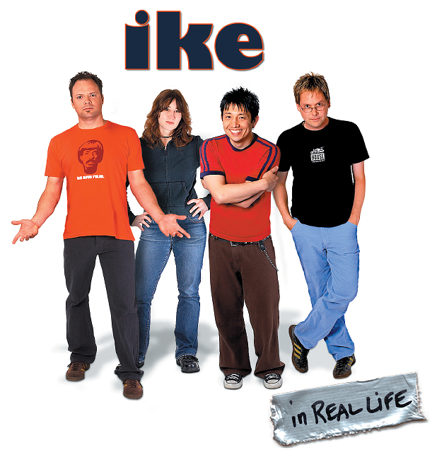 """Photography by Captured Pix for fabulous Philly band IKE. CD design by the most excellent Jacque Varsalona of <a href=""""http://www.jaxgraphics.com"""" target=""""_blank"""">JAXGRAPHICS.</a> Check out <a href=""""http://ikeonline.net/"""">IKE's website and listen to their new hit """"Into Philadelphia!""""</a>"""