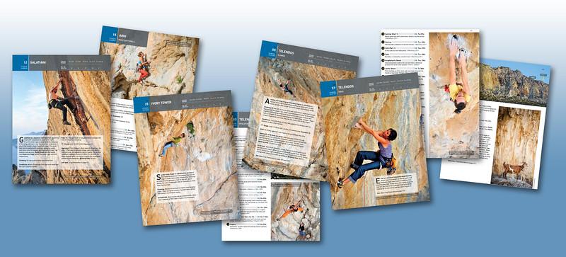 Kalymnos Climbing Guide Book
