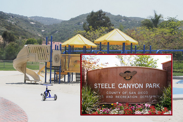 Steele Canyon Park and Playground
