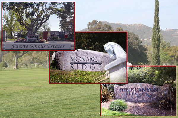 Rancho San Diego Homes