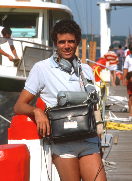 "Soundman on ""Best Defense,"" the 1977 America's Cup documentary"