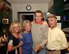 Maude Retchin (Feil), Karen Vaughan, RF & Jay Broze, in Karen's kitchen