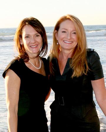Real Estate Agents Torrey Pines Beach Portrait