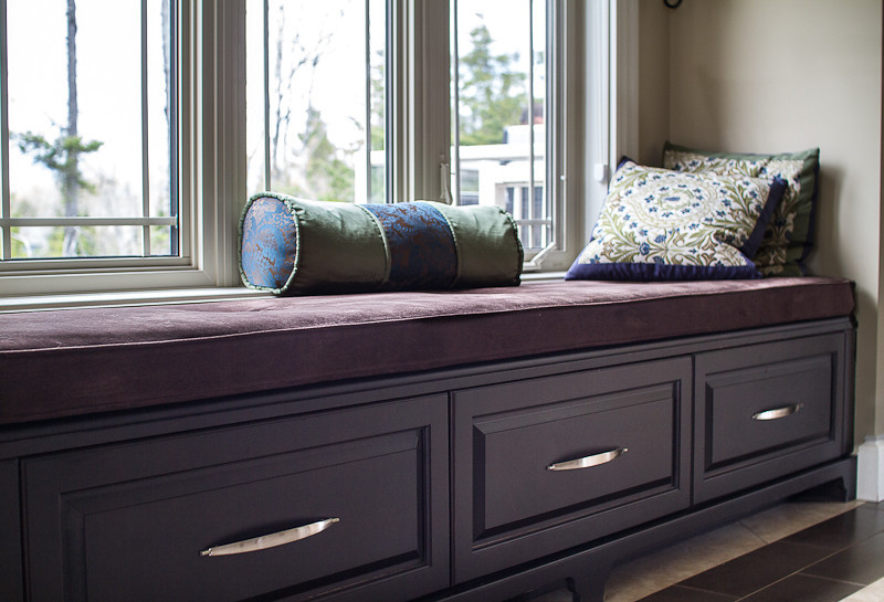 Detail shots add value and show the viewer the special aspects of a home.