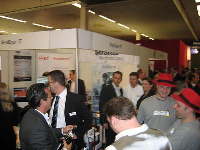 LinuxWorld 2005