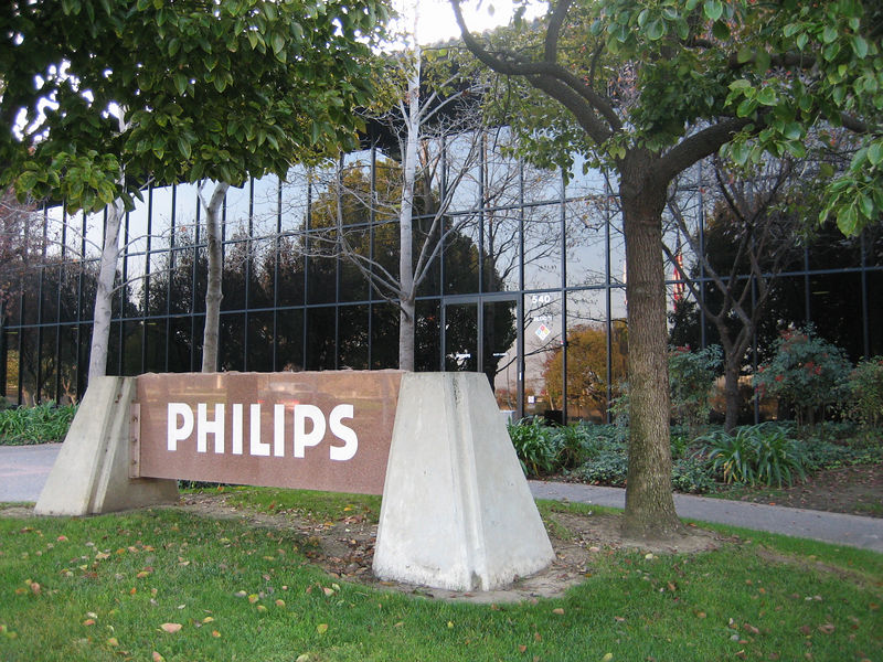 Philips USA main building in Milpitas