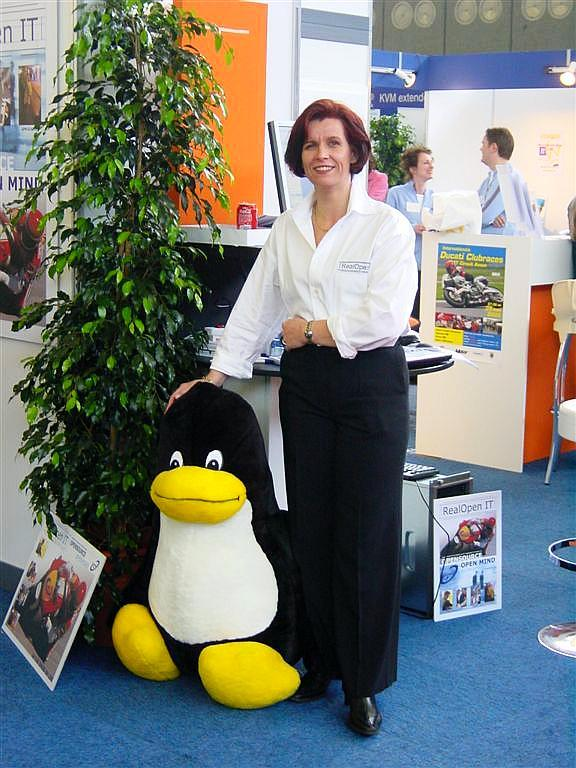 Ineke, our Account Manager